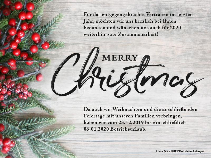 Weihnachtspopup